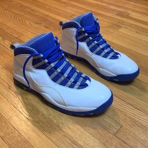 Jordan Shoes - Air Jordan 10 X Royal Blues